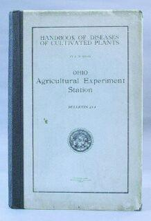 Handbook of the Diseases of Cultivated Plants in Ohio: Selby, A. D.