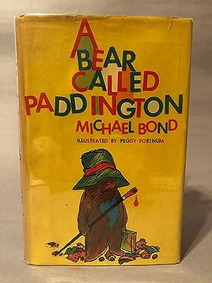 A Bear Called Paddington: Bond, Michael