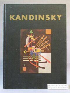 Kandinsky: Kandinsky, Wassily; Hilla Rebay (editor)