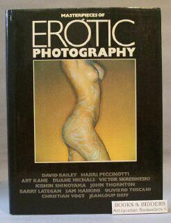 Masterpieces of Erotic Photography: Pellerin, Michael (editor)