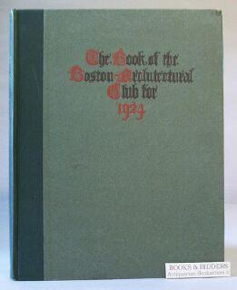 Book of the Boston Architectural Club: Being Examples of Early English Architecture, with details ...