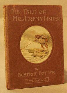 Tale of Mr. Jeremy Fisher: Potter, Beatrix