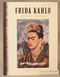 Frida Kahlo : The Brush of Anguish: Zamora, Martha; Smith,