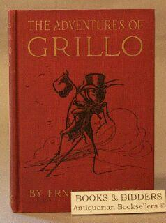 Adventures of Grillo or the Cricket Who Would be King: Candeze, Ernest