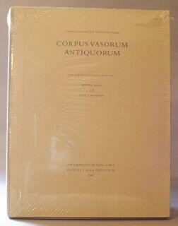 Corpus Vasorum Antiquorum / Union Academique Internationale / Fascicule 2 [U.S.A. ...