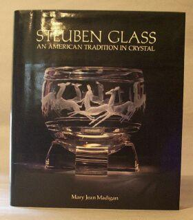 Steuben Glass: Madigan, Mary Jean