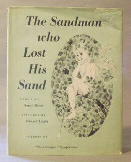 Sandman Who Lost His Sand: Moore, Nancy
