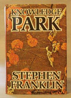 Knowledge Park: Franklin, Stephen