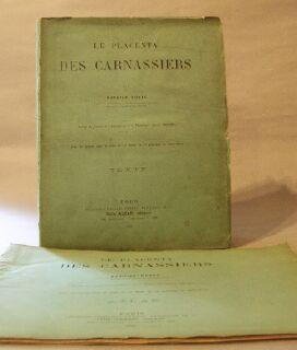 Le Placenta des Carnassiers.: Duval, Mathias