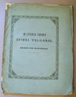 Systemate Nervorum Sciuri Vulgaris. Dissertatio Inauguralis: Gumoens, Alexio Frederico De