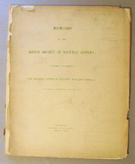 Memoirs of the Boston Society of Natural History; Volume 5, Number 9. The Skeletal System of ...