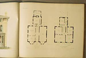 Architectural Designs for Model Country Residences: Riddell, John