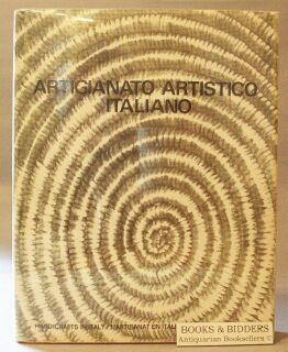 Artigianato Artistico Italiano (Handicrafts in Italy): Matteini, Cesare (introduction)