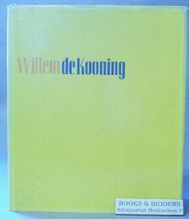 Willem De Kooning: Hess, Thomas B.