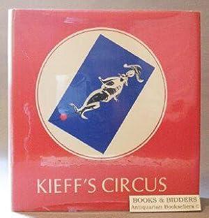 Kieff's Circus: Kieff Grediaga); Nagano, P.T.