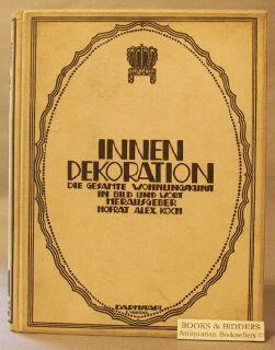 Innen Dekoration (Band XLIII): Koch, Alexander