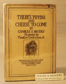 There's Pippins and Cheese to Come: Brooks, Charles S.