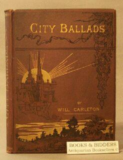 City Ballads: Carleton, Will