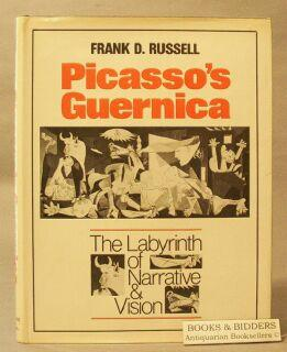 Picasso's Guernica: The Labyrinth of Narrative and Vision: Picasso]; Russell, Frank D.