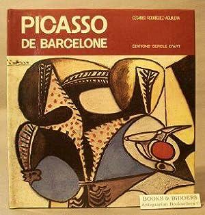 Picasso De Barcelone: Rodriguez-Aguilera, Cesareo