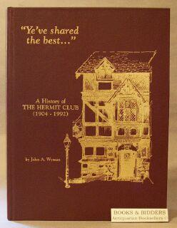 History of the Hermit Club (1914-1992): Wyman, John