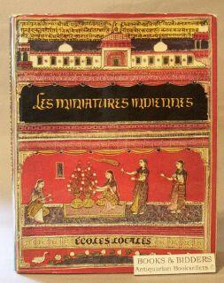 Les Miniatures Indiennes, Ecoles Locales: Hajek, Lubor