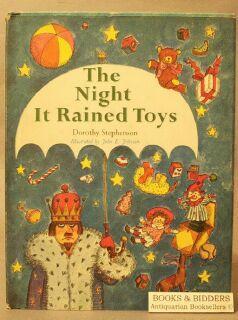 Night it Rained Toys: Stephenson, Dorothy