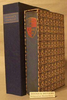 Chronicles of England, France, Spain and Other Places Adjoining: Froissart, John Sir (Translator); ...
