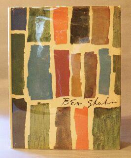 Ben Shahn Paintings: Soby, James Thrall