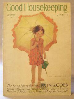Good Housekeeping, August 1925: Magazine