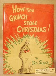 How the Grinch Stole Christmas!: Seuss, Dr. (Theodor Geisel)