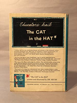 The Cat in the Hat: Seuss, Dr. (Theodor Geisel)