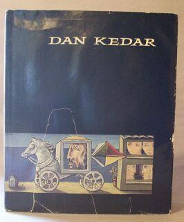 Kedar 1968-1979, Oil Paintings: Kedar, Dan
