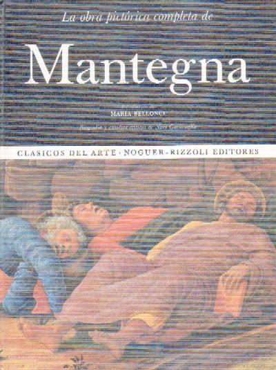 La obra pictórica completa de Mantegna - Equipo editorial