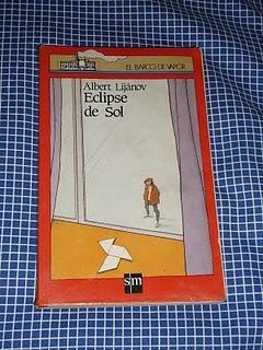 Eclipse de Sol: Lijánov, Albert / ilustr.: Javier Vázquez