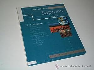 Gran enciclopedia Sapiens Temática - 1 Geografía: Trama Eq. Editorial