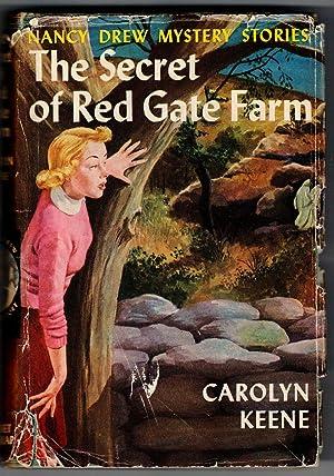 THE SECRET OF RED GATE FARM Nancy: Keene, Carolyn