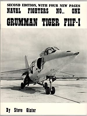GRUMMAN TIGER FIIF-I Naval Fighters No. One