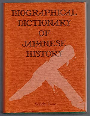 Biographical Dictionary Of Japanese History