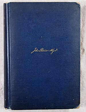THE LIFE OF JOHN PATERSON Major-General in the Revolutionary Army by His Great-Grandson