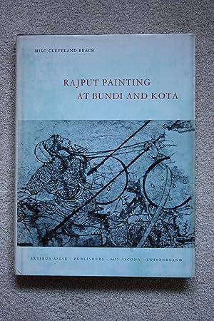 Rajput Painting at Bundi and Kota: Milo Cleveland Beach