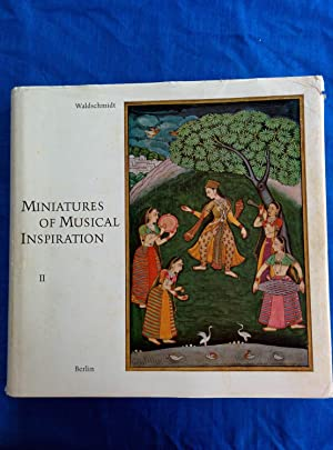 Miniatures of musical inspiration in the collection: Waldschmidt, Ernst and