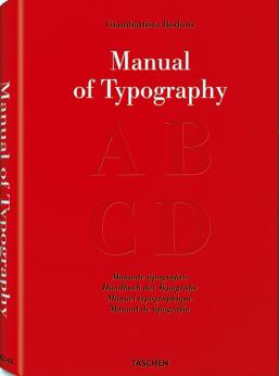 Manual de tipografía / Manuale tipografico (1818).: BODONI, Giambattista.-