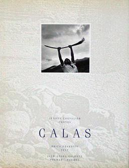 Calas.: CHEVALIER, Jeanne, Erica PEDRETTI y José Ángel VALENTE.-