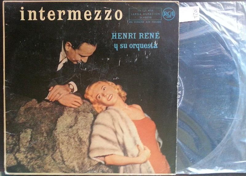 INTERMEZZO. - HENRY RENE Y SU ORQUESTA.