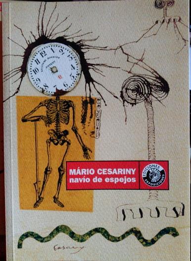 NAVIO DE ESPEJOS. - CESARINY, Mario.