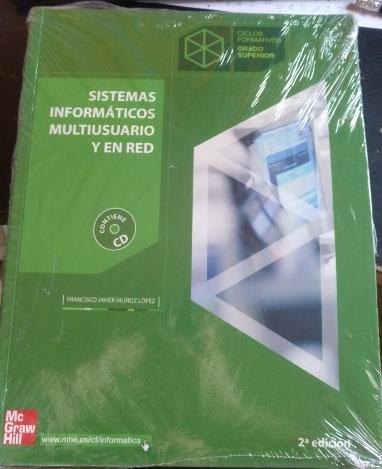 Sistemas Informaticos Multiusuario Y En Red