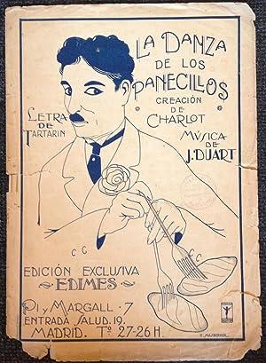 LA DANZA DE LOS PANECILLOS. CREACION DE CHARLOT.: J. DUART/ TARTARIN.