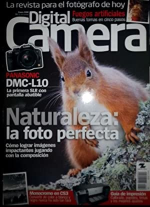 DIGITAL CAMERA. Nº 58. ENERO 2008.