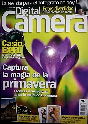 DIGITAL CAMERA. Nº 62. MAYO 2008.